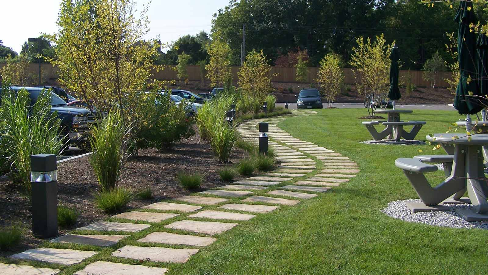 Commercial Landscaping-Arlington TX Landscape Designs & Outdoor Living Areas-We offer Landscape Design, Outdoor Patios & Pergolas, Outdoor Living Spaces, Stonescapes, Residential & Commercial Landscaping, Irrigation Installation & Repairs, Drainage Systems, Landscape Lighting, Outdoor Living Spaces, Tree Service, Lawn Service, and more.