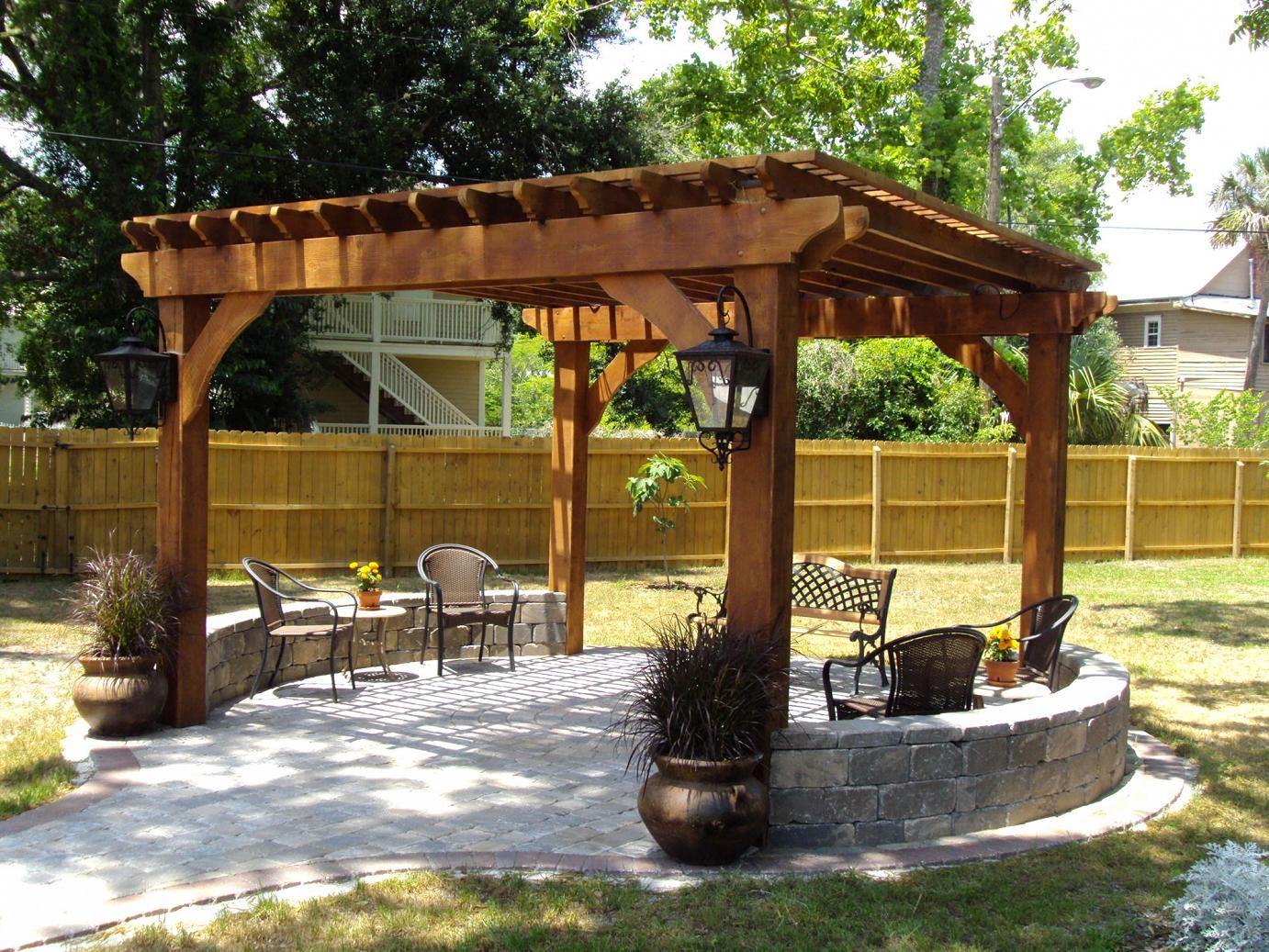 Outdoor Pergolas-Arlington TX Landscape Designs & Outdoor Living Areas-We offer Landscape Design, Outdoor Patios & Pergolas, Outdoor Living Spaces, Stonescapes, Residential & Commercial Landscaping, Irrigation Installation & Repairs, Drainage Systems, Landscape Lighting, Outdoor Living Spaces, Tree Service, Lawn Service, and more.